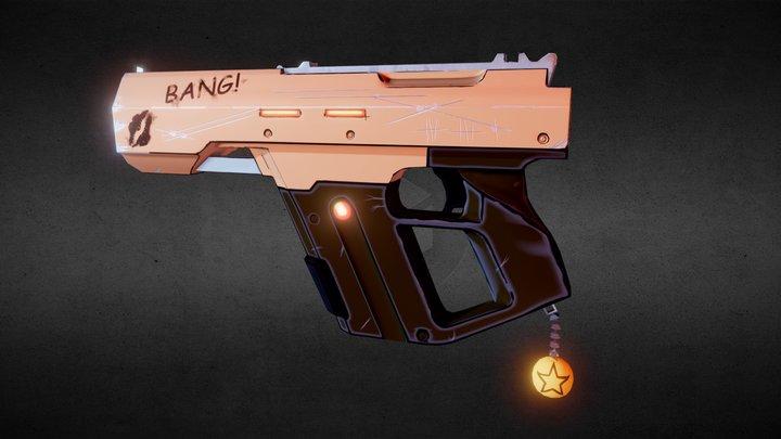 Kiss Kiss Bang Bang 3D Model