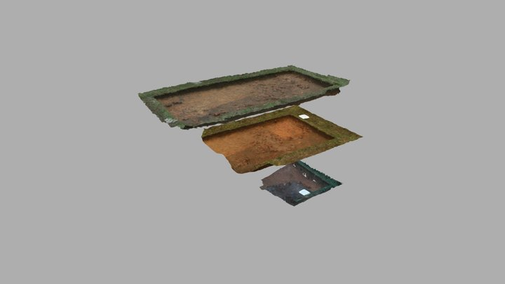 Halifax Courthouse Excavation 2018 3D Model