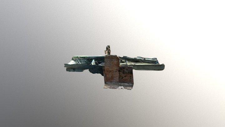 Porta Galliana movie 3D Model