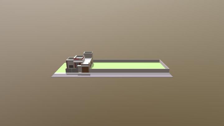 Projeto Grolle Katuete 3D Model