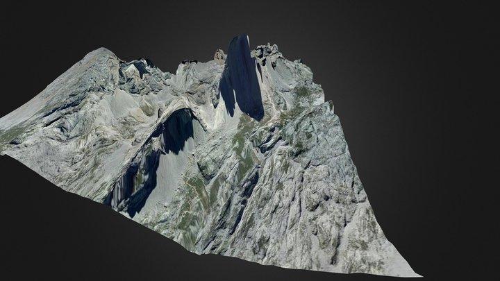 Naranjo2 3D Model