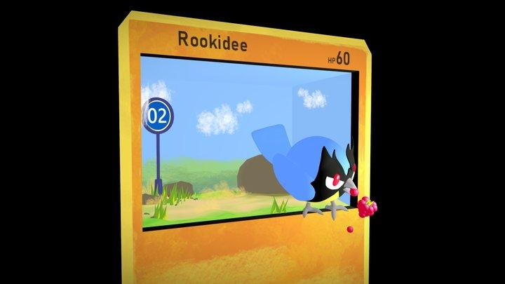 Rookidee 3D Model
