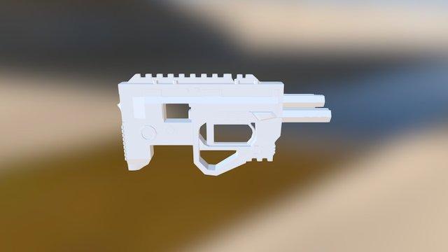 GUNZ 3D Model