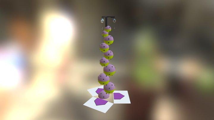 Astroball 3D Model