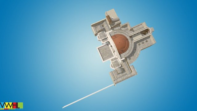 Serapeum 3D Model