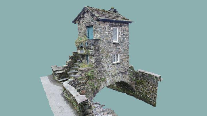 Bridge House 3D Model