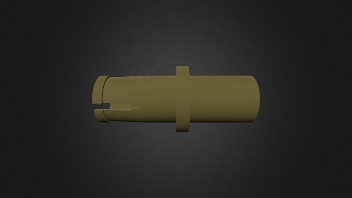 5 5 Axle 3D Model