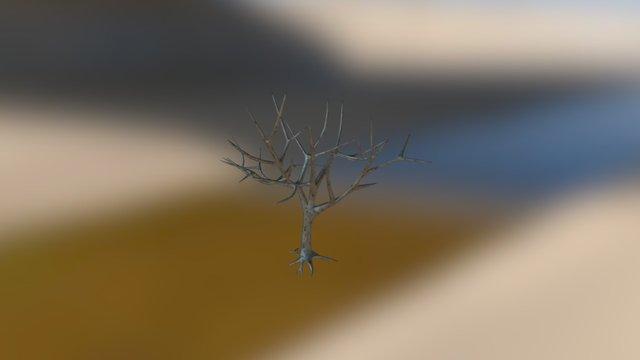 Modelo Árbol 1 3D Model