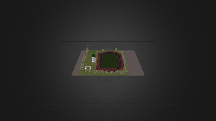 CHS Dinger Factory concept 3D Model