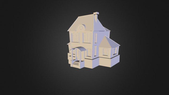 usual_bld_f 3D Model
