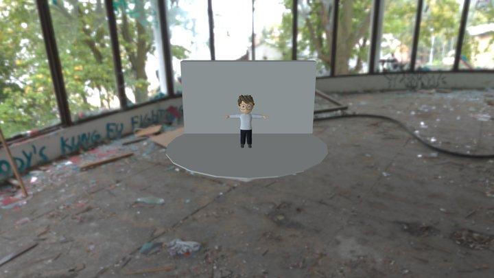 FirstCharacter 3D Model