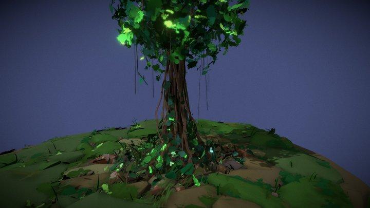 Tree Study (01) 3D Model