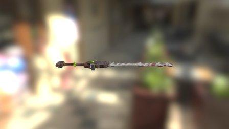 Galletta Sword 3D Model