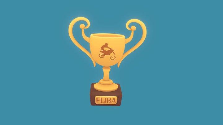 FUBA Trophy 3D Model