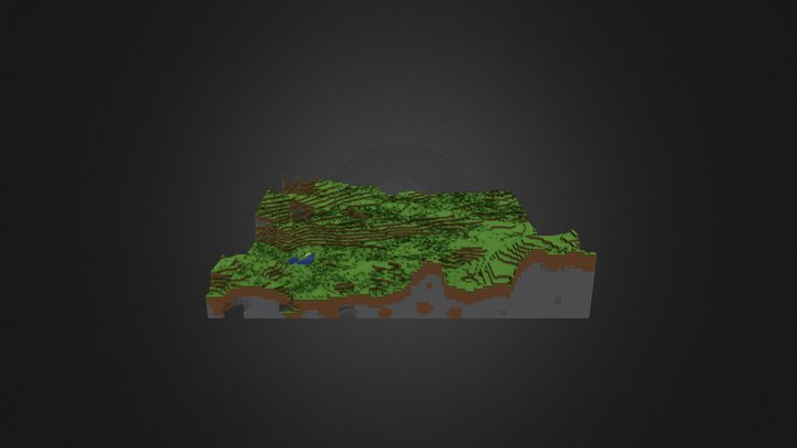 Fresh World 3D Model