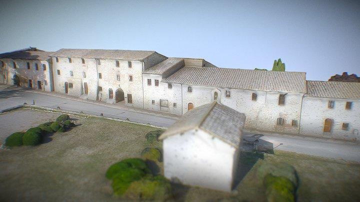 Borgo di Filetta 3D Model