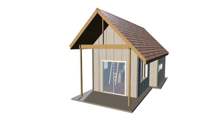 Skagit Loft v2 3D Model