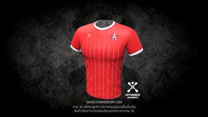 AC Red 3D Model