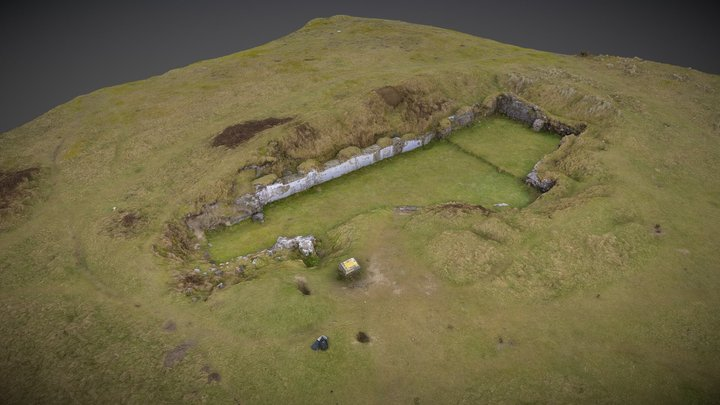 St Piran's Church 3D Model