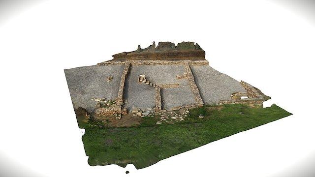 Darró Vilanova 3D Model