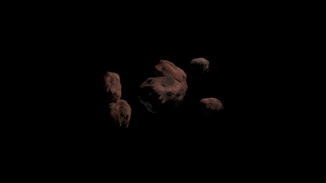 EL_asteroid_test 3D Model