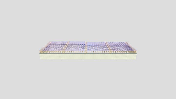 p-78-2020_thale_niemcy_hala 3D Model