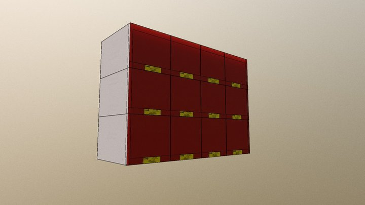 Test of PB12 3D Model