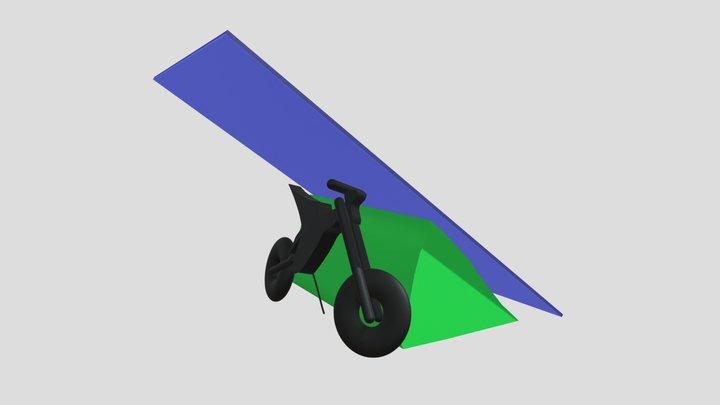 MASC - camp mode - 3D sketch 01 3D Model