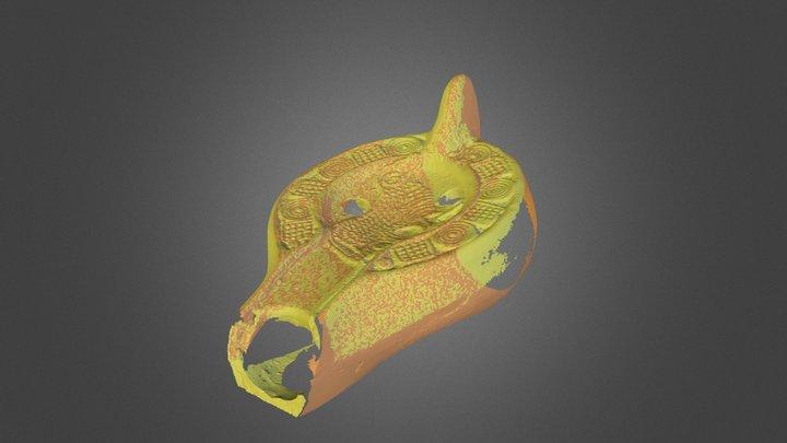 Oil Lamp Dataset 3D Model