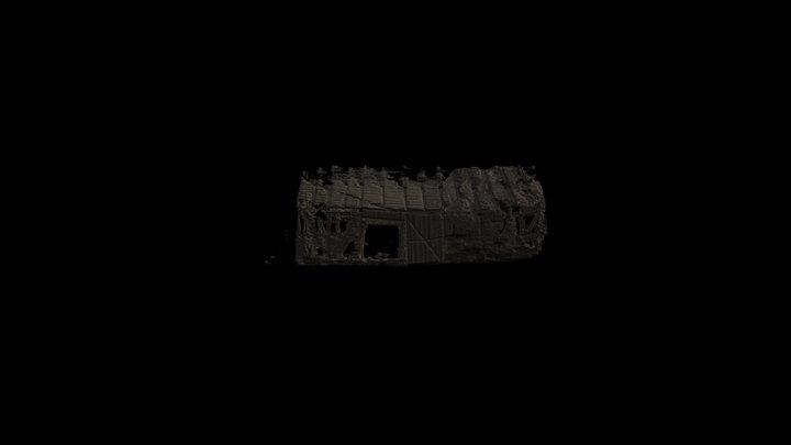 No Iekshas 3D Model
