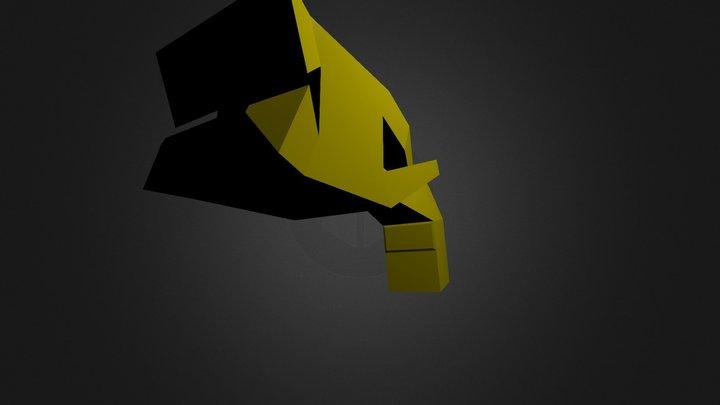 Future Taser 3D Model