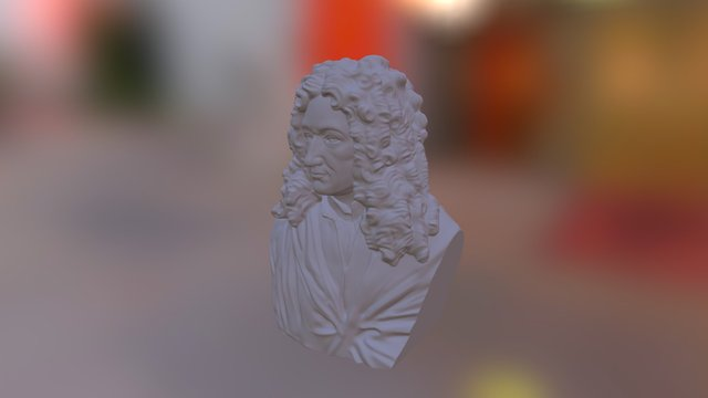 von Leibniz 3D Model