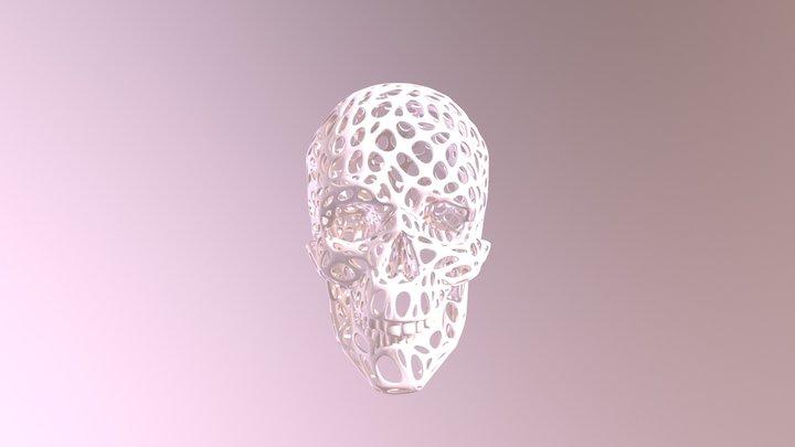 Skull3D 3D Model