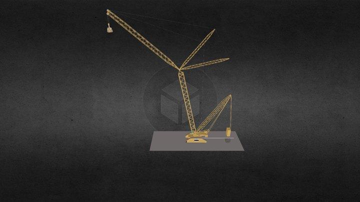 RxCrawler_1 3D Model