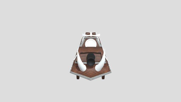 Mammoth - Vehicle 3D Model