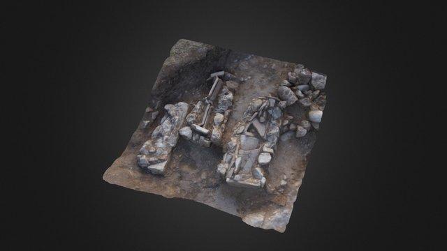 Necropolis La Coma 3D Model