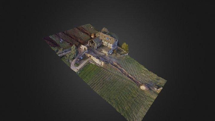 Rockfall Tramin, Tirol 27.01 3D Model