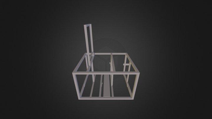 Skid_Frame 3D Model