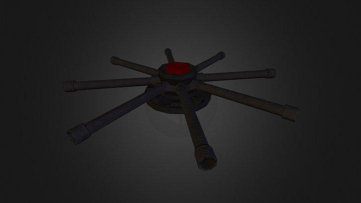 Vanne 3D Model