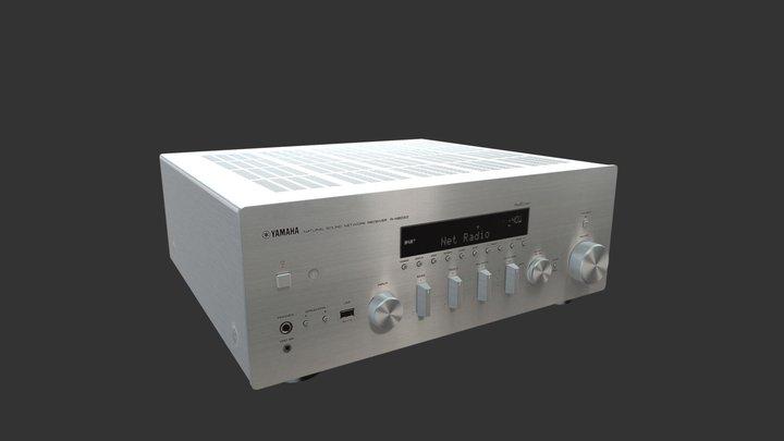 Yamaha Receiver R-N 803 D 3D Model
