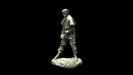 Sculture 01 - Rodin 3D Model