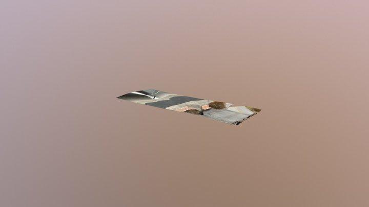 Melting bench 3D Model