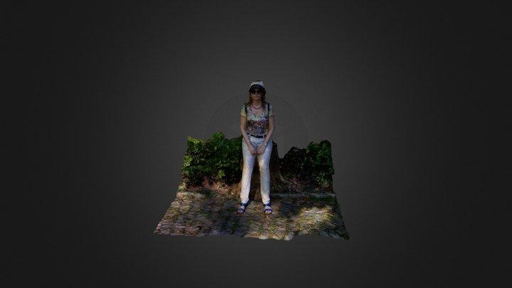 Scan-claudia2 3D Model
