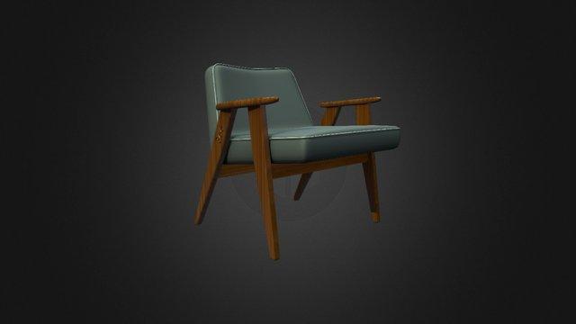 Chair 366 3D Model