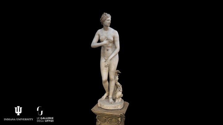 Medici Venus Inv. 1914 n. 224 3D Model