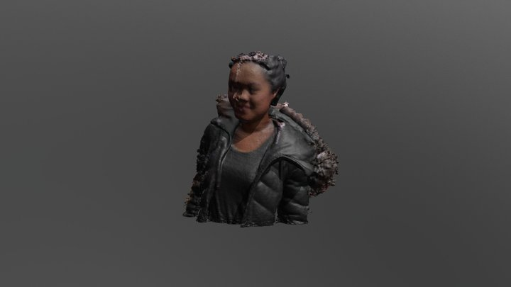 goldie 3D Model