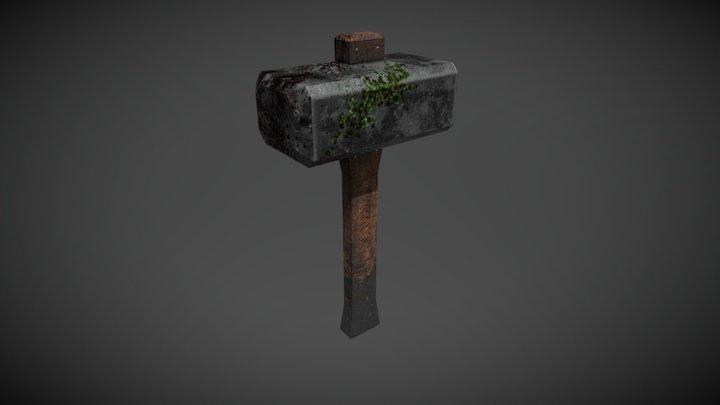 Murderer Mallet 3D Model