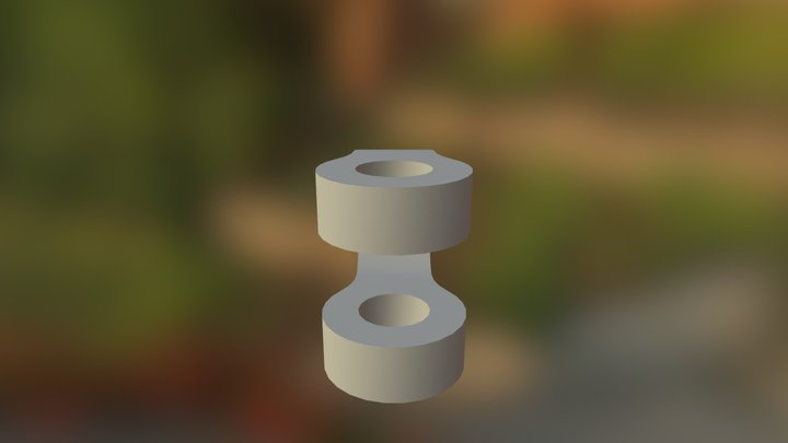 Knuckle Joint 3D Model