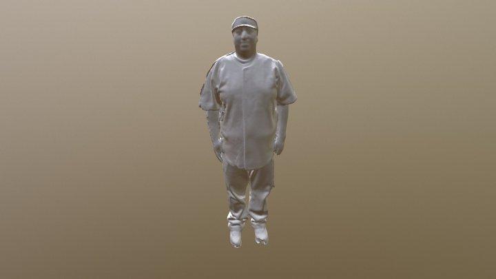 Robert Full Body 3D Model
