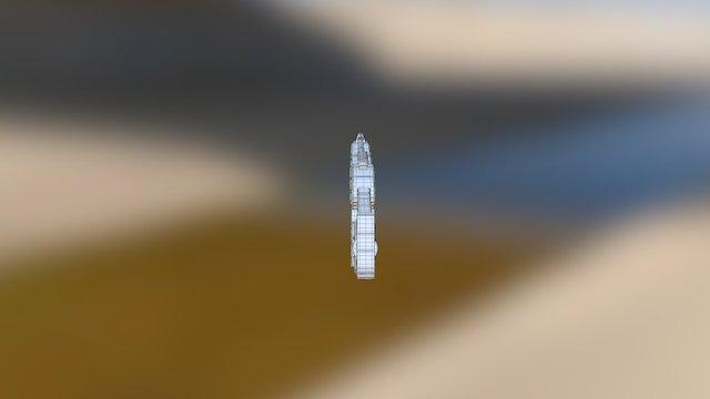 Rifle 3D Model